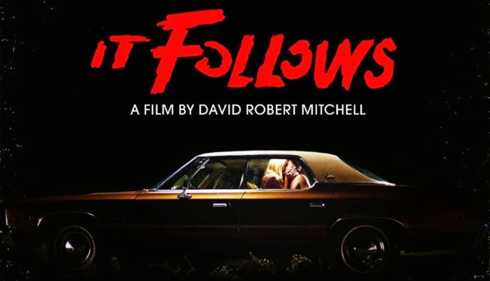 Our Next Movie Commentary is for IT FOLLOWS