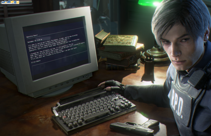 RE2 Remake: Comically Expensive Japanese Edition Comes With Keyboard