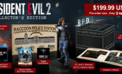 RE2 Remake: Take a Closer Look at the CE Leon Statue