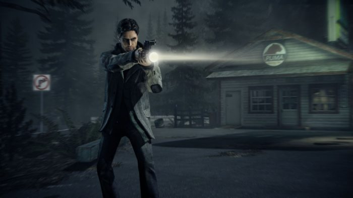 Alan Wake Television Show In The Works From 'Legion' Writer