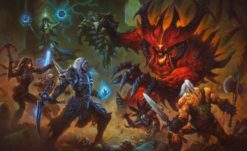 Diablo III: Eternal Collection Coming To Switch This November