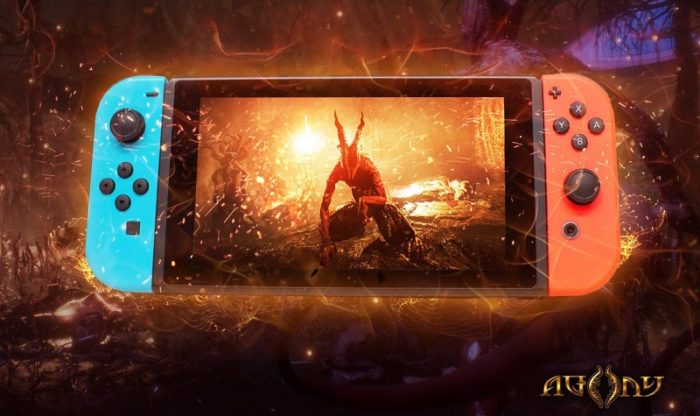 Agony Is Coming to Nintendo Switch