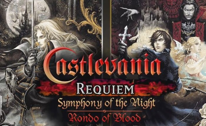 Castlevania Requiem: SotN & Rondo of Blood Coming to PS4 Oct. 26