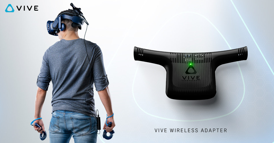 VIVE Wireless Adapter