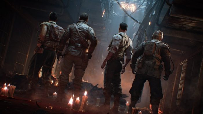 New Black Ops 4: Blood of the Dead Trailer Returns to Alcatraz