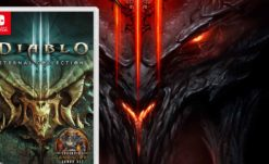 Nintendo Switch Diablo 3 Eternal Collection Edition Announced