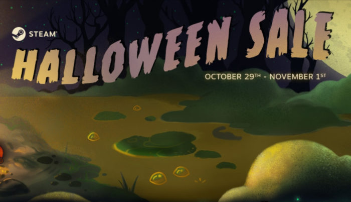 Steam Halloween Sale Live!