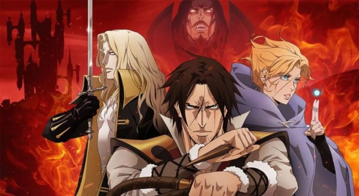 Castlevania Season 1 Hits Blu-ray and DVD December 4th