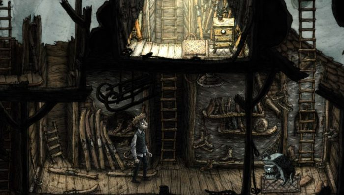 Machinarium Developer Announces Horror Adventure Game 'Creaks'