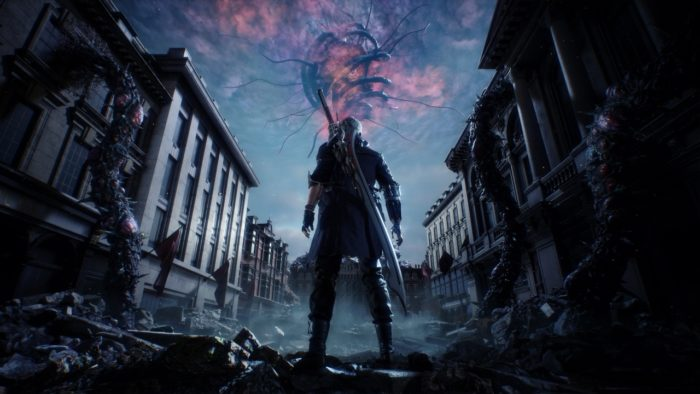 NYCC 2018: New Devil May Cry 5 Weapons Revealed for Dante