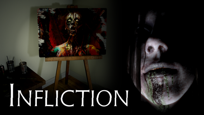 """Interactive Nightmare"" Infliction Now Available on Steam"