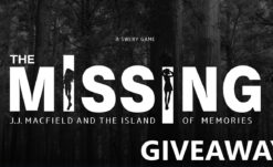 Giveaway: Win One of Ten Steam Keys for The MISSING