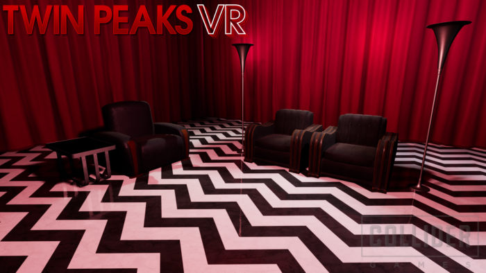 Showtime Teases Twin Peaks VR for HTC Vive and Oculus Rift