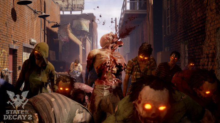 State of Decay 2 Debuts Guns, Gear, and Gore in Zedhunter DLC