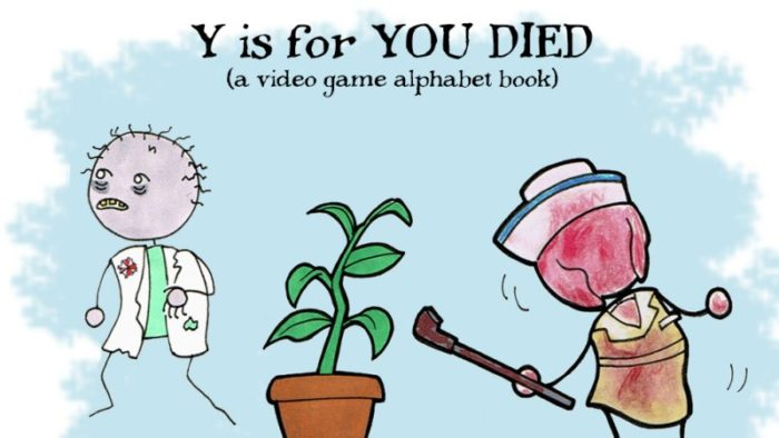 Kotaku Illustrates the Cutest Horror Alphabet Book