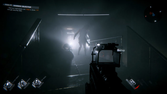 10 Chambers Collective Debuts Multiplayer 'GTFO' with Dynamic Cinematic Camera