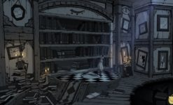 Gothic Puzzler Iris.Fall Releases this December