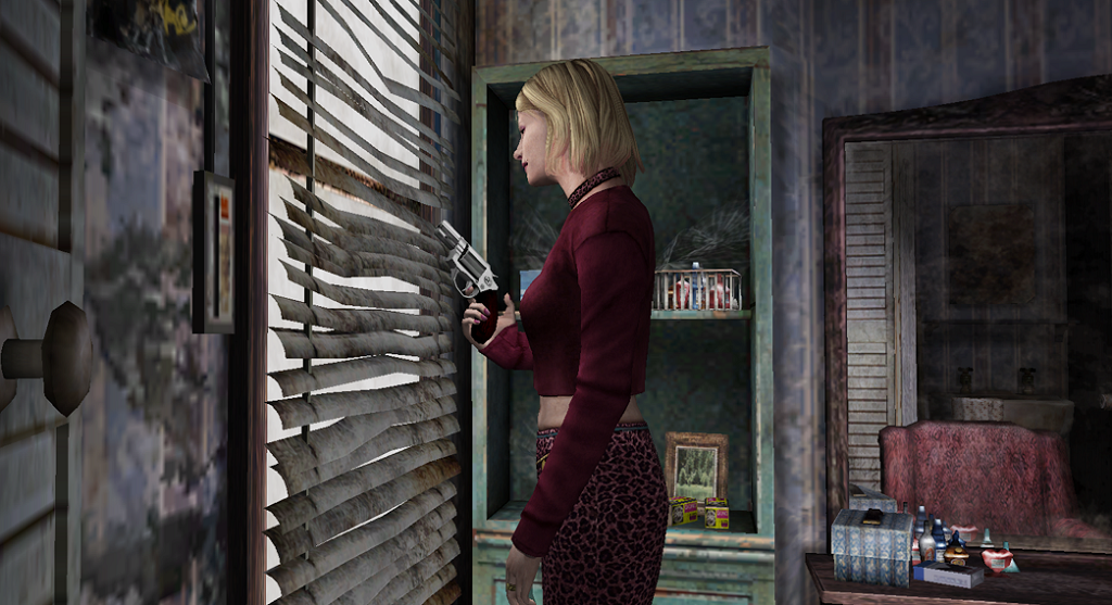Why The Maria Ending In Silent Hill 2 Is Pretty Special Rely On