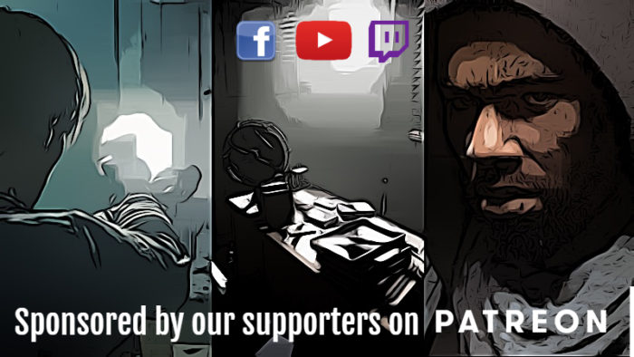 Our December Patreon Staff Chat is Tomorrow!