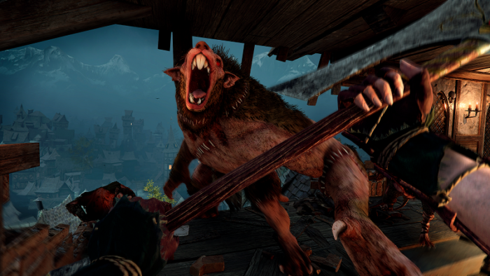 Go Back to Ubersreik in new Vermintide 2 DLC