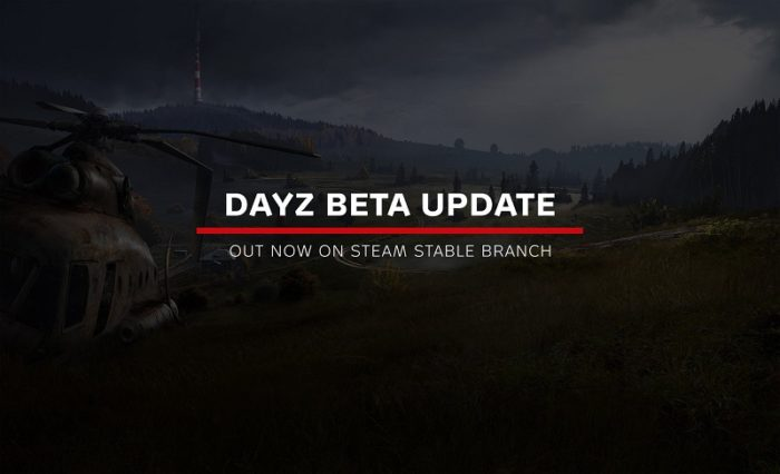 DayZ Finally Enters Beta