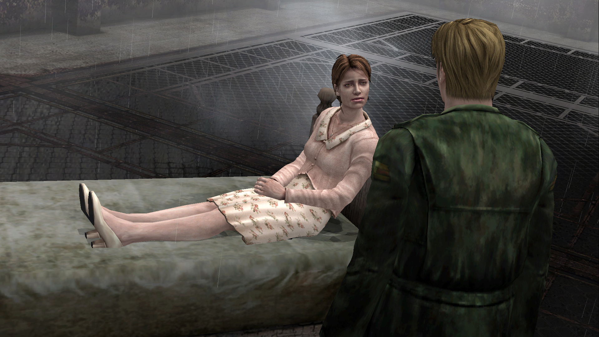 Why The Maria Ending In Silent Hill 2 Is Pretty Special Rely On Horror