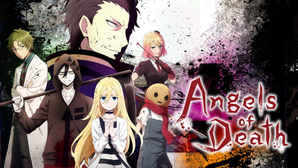 Angels Of Death Anime