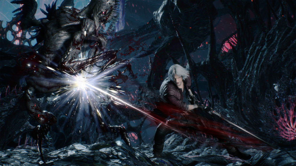 Devil May Cry 5 Hyde