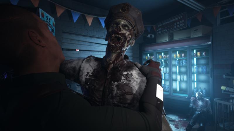 Daymare Zombie