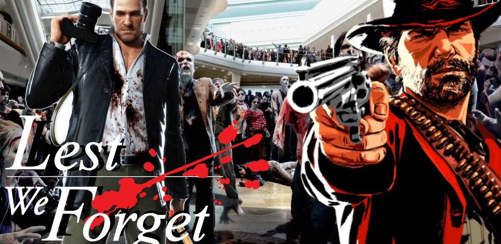 Lest We Forget: Dead Rising and Making An Interesting Game