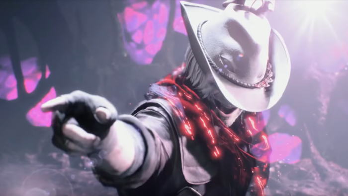 DMC5: Game Awards Trailer Showcases V Combat and Co-Op