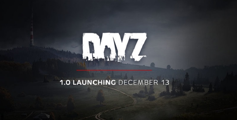 dayz launch