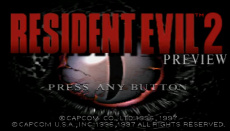 Resident Evil 2' Remake Demo for Xbox One Leaked With Major