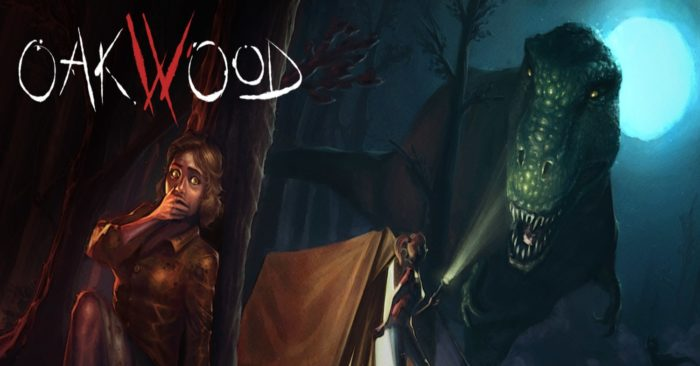Prehistoric Horror Title 'Oakwood' Available on Steam