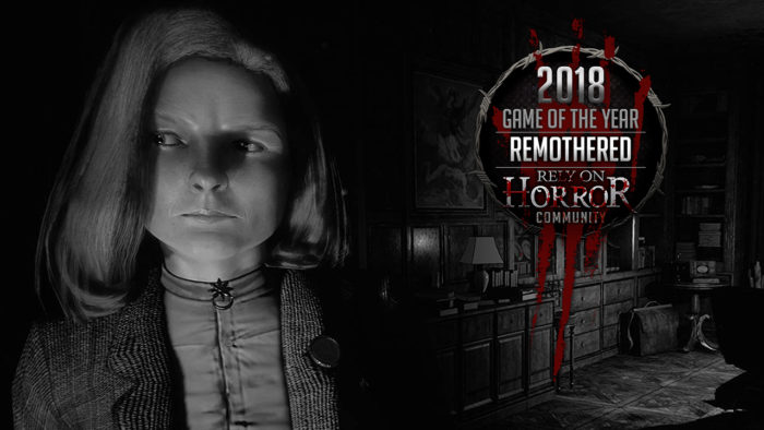 Rely on Horror's 2018 Community Game of the Year is … Remothered: Tormented Fathers