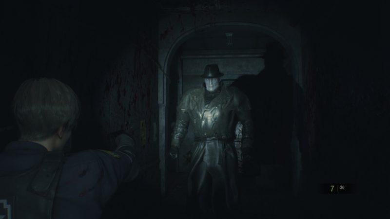 Resident Evil 2 Mr X Survival Guide Rely On Horror