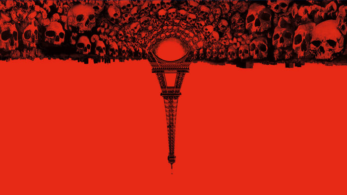 Our January Movie Commentary is for As Above, So Below