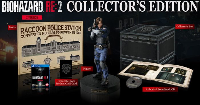 RE2 Remake: Collector's Edition Unboxing!