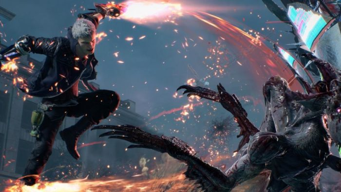 New Multiplatform Devil May Cry 5 Demo Coming This February