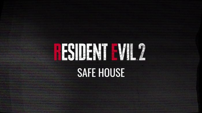 RE2 Remake: Something Called RE2 Safe House is Coming to London