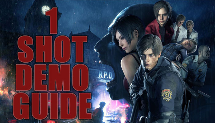 "Resident Evil 2 Guide: How to ""Beat"" The 1-Shot Demo and More"