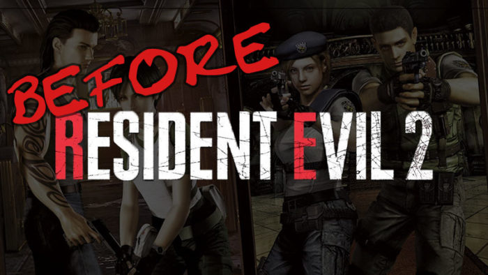 Before the Resident Evil 2 Remake, Catch up on the Story So Far