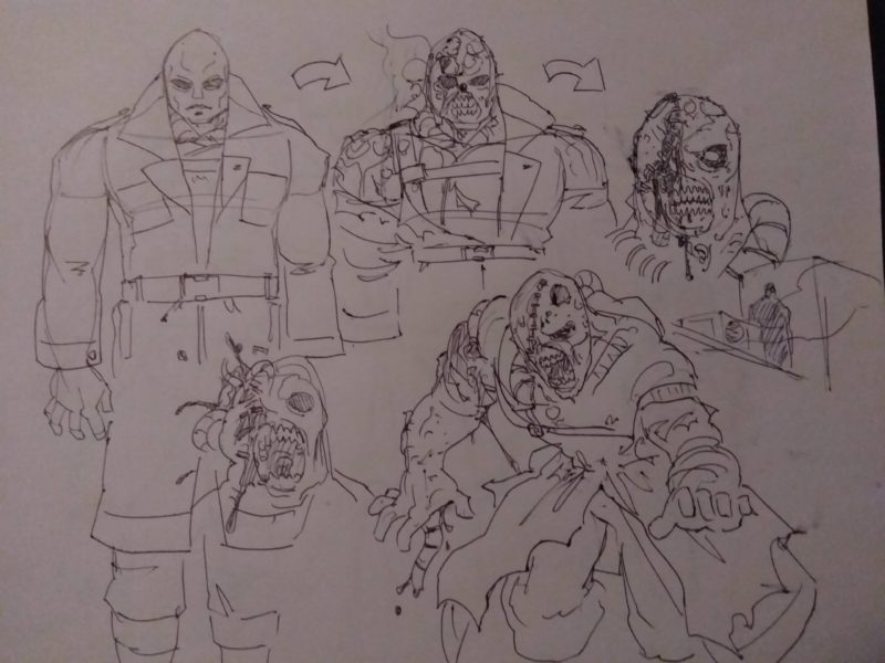 Artists Re Imagine What Re3 Remake Could Look Like And It S