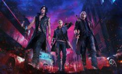 Devil May Cry V Trophy List Revealed