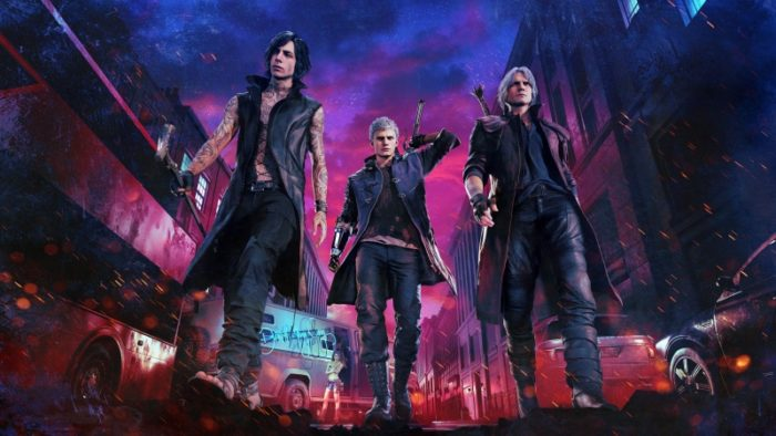 Devil May Cry V Trophy List Revealed