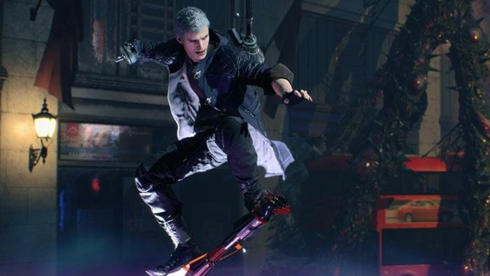 Devil May Cry V Demo: How To Ride Nero's Punch Line