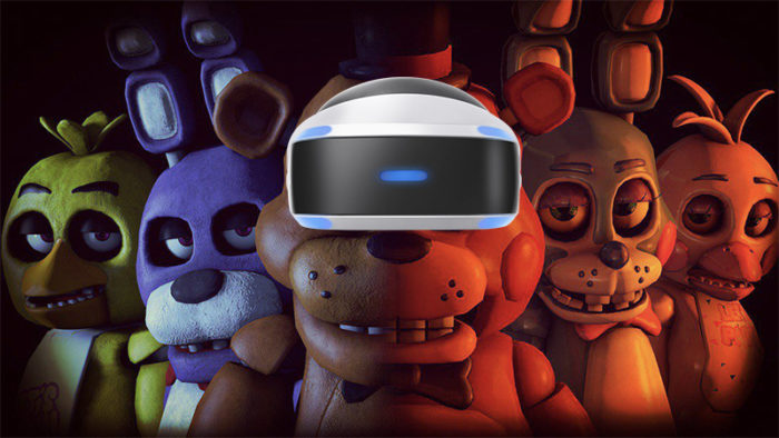 Five Nights At Freddy's VR: Help Wanted Leaked Thanks to ESRB Rating