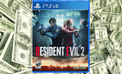 RE2 Remake: 4 Million Units Now Shipped, Less Than 1 Million Away From Original's Record