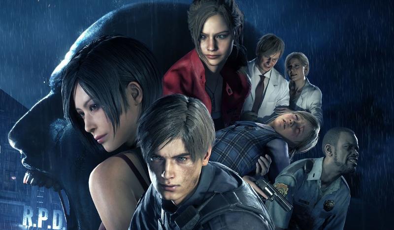 Resident Evil 2 Survey