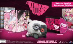 Catherine: Full Body Releasing September 3rd, Check Out New Trailer
